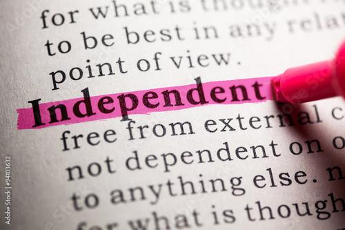 Canvastavla independent