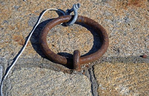 Fotografija  anello di ferro