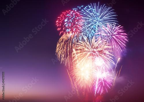 Fotografie, Obraz  Fireworks Display