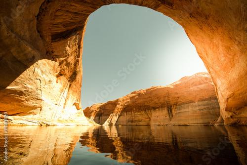 Fotografie, Obraz  Lost Eden Canyon Lake Powell
