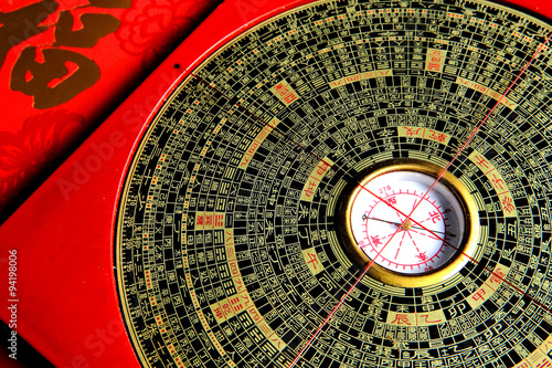 Fotografering  Chinese Horoscope and Astrology