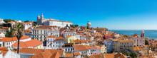 Panorama Of Lisbon