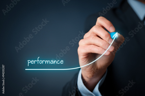 Performance increase Wallpaper Mural