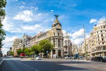 Metropolis Hotel In Madrid, Sp...