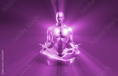 Fotografie, Obraz  Spiritual Healing