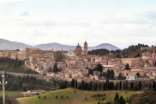 Poster Maroc Urbino