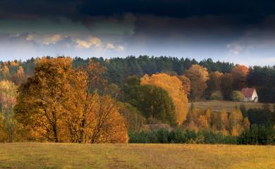Warmia Jesienią