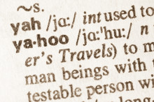 Dictionary Definition Of Word Yahoo
