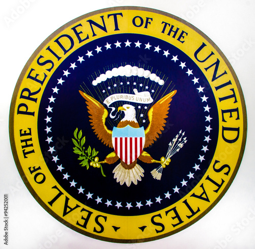 Seal of the President of the United States Fotomurales