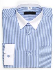 Koszula męska,niebieska