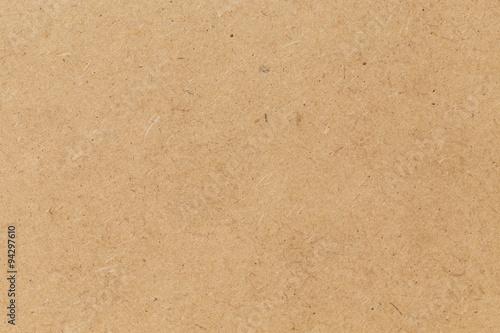 Fényképezés  Pressed beige chipboard texture.