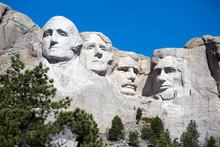 Mt Rushmore National Memorial