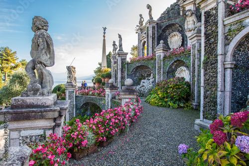 Fotografija  Jardins à Isola Bella