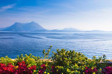 Obraz na SzkleJardins à Isola Bella