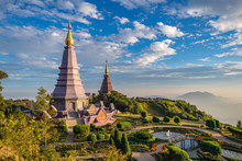 Sunset At Doi Inthanon - Chian...