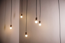 Many Lamps On A Long Cord And ...