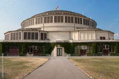 obraz PCV Centennial Hall