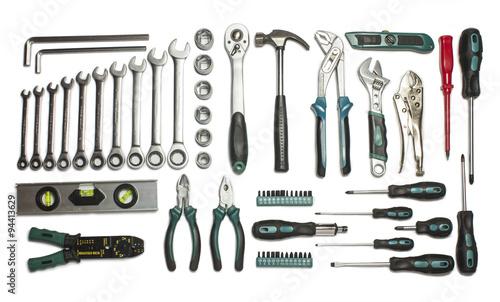 Many Tools.