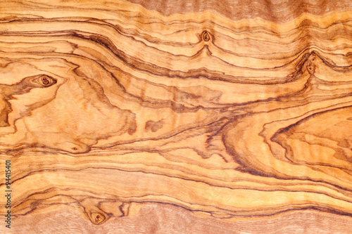 In de dag Olijfboom Olive tree wood texture