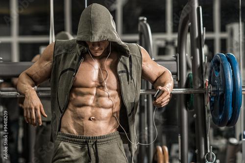 Fotografie, Obraz  bodybuilding