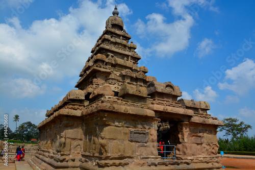 Fotografie, Obraz  Shore temple in Mahabalipuram near to Chennai