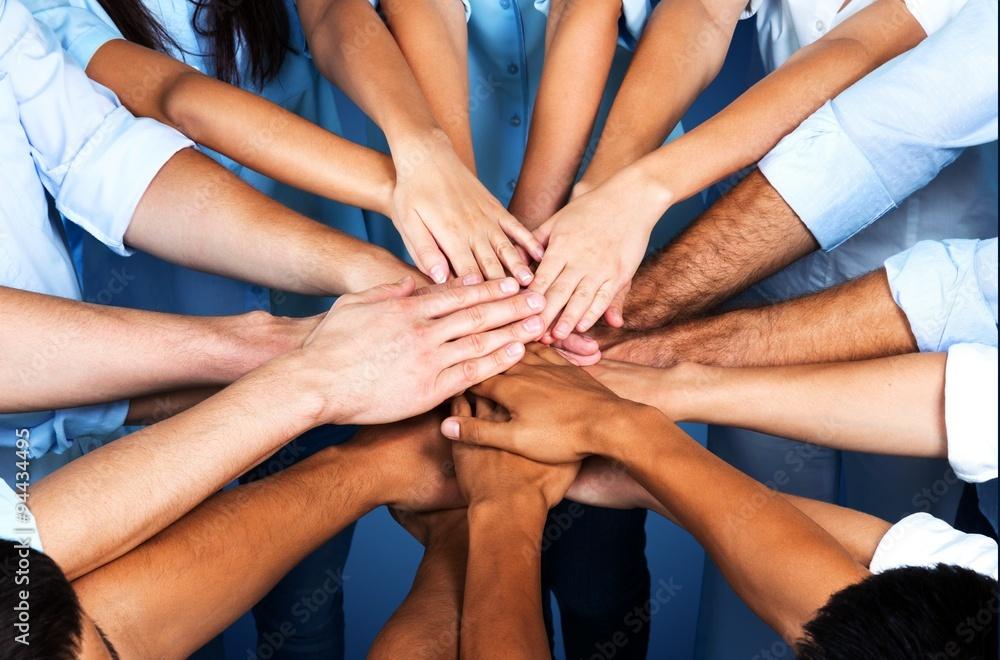 Fototapeta Human Hand.
