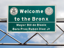 Welcome To The Bronx Street Si...
