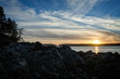 Sunset, British Columbia, Tofino