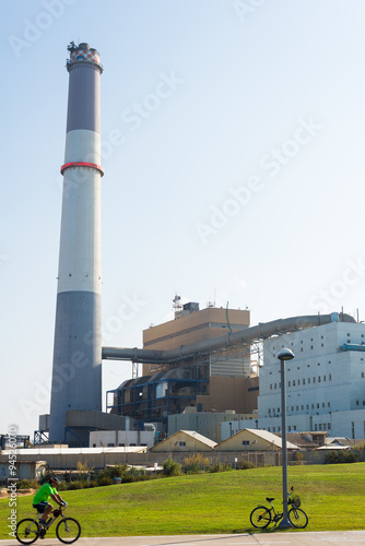 Keuken foto achterwand Nasa Reading power station