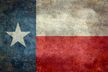 Texas State Flag Vintage Retro...