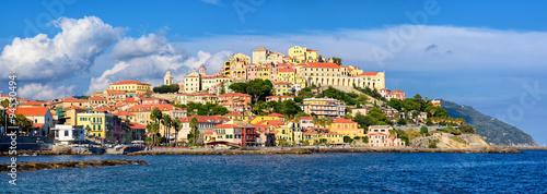 Deurstickers Liguria Imperia, Italy