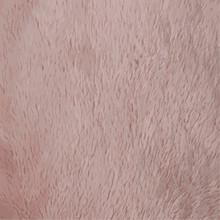 Soft Pink Plush Texture