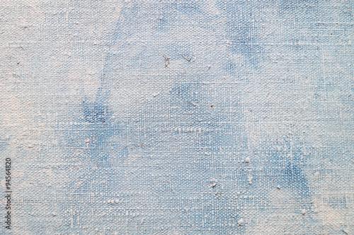 Fotografie, Obraz Detail of old canvas