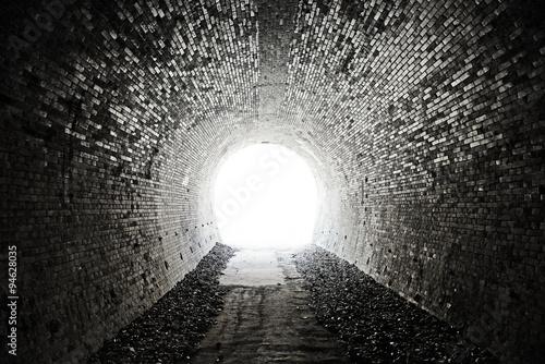 Foto op Plexiglas Tunnel Tunnel
