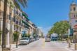ウエストパームビーチの美しい街並み