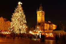 Christmas In Oldtown Square  P...