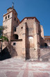 View of the medieval village of Albarracin.Teruel.Spain