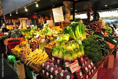 Photo Traditional Adelaide Market