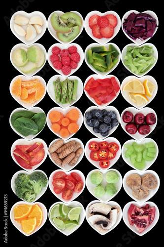 Fototapety, obrazy: Health Food