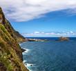 Madeira island seascape, Portu Moniz, Portugal