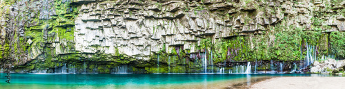 Foto op Canvas Watervallen 雄川の滝_鹿児島大隅半島
