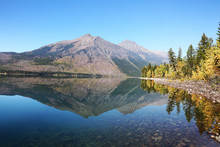 Lake McDonald Fall Colors Glac...