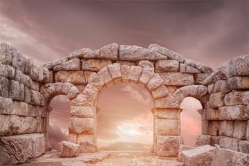 Archaic Temple