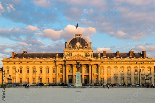 Photo  Military School in Paris