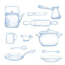 Kitchenware.