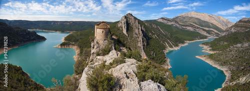 Hermitage of La Pertusa and Canelles