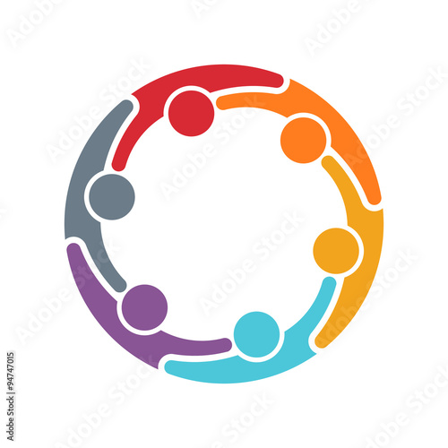Fotografía  People Family logo