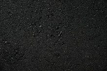 New Paved Road Surface Asphalt...