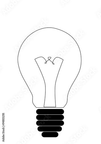 H6w Bulb Light
