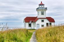 Historic Lighthouse On Patos I...